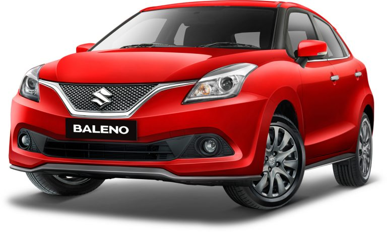 Hero-Angle-Suzuki-Baleno-Red